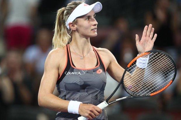 Цуренко сенсаційно вийшла у фінал турніру в Брісбені