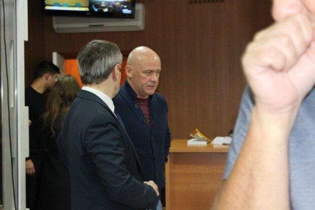 Труханов зник з Одеси перед приїздом Зеленського: правда спливла у документі