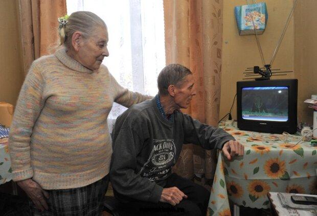 Пенсионеры, фото - Игорь Акимов