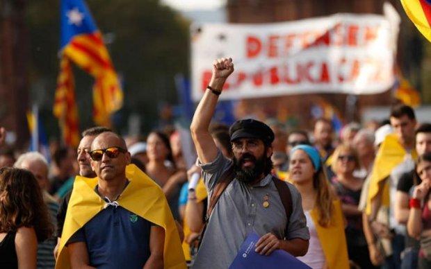 Каталонские сепаратисты получили влиятельного союзника