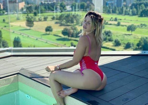Ванда Нара, фото Instagram