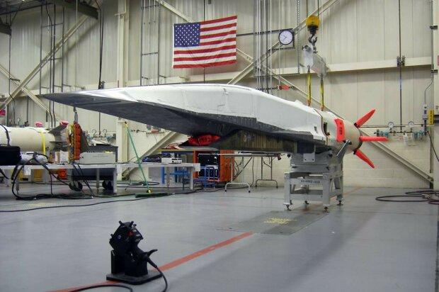 Гиперзвуковая ракета США