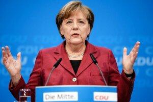 Меркель, фото - tass