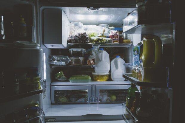 холодильник, фото Pxhere