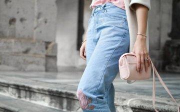 Без трусов, но в джинсах: новый тренд от дизайнеров новые фото