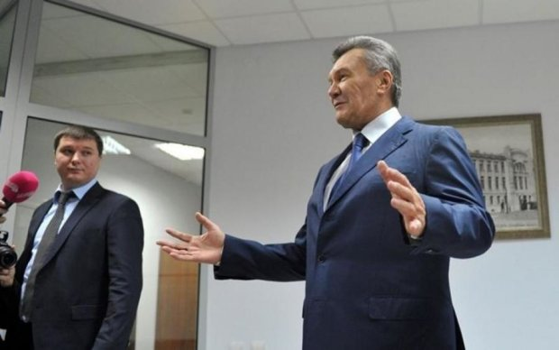 Дело Януковича обрело неожиданный поворот