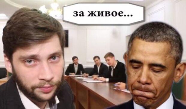 """Російські гумористи написали пісню """"Все буде кльово, якщо ти Вова"""" (відео)"""