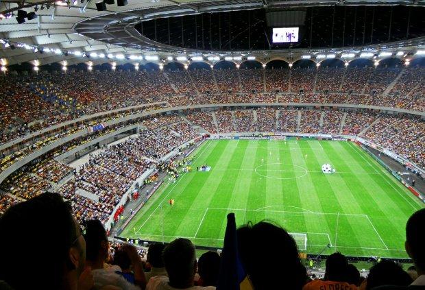 Зрители шокированы поведением украинского футболиста: видео 18+