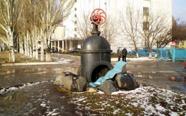 Украина оставила Луганск без воды, в городе паника