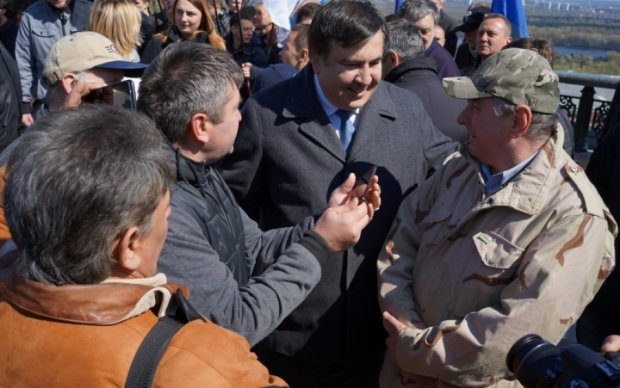Саакашвили на марше: в Украине стартует новый политический сезон