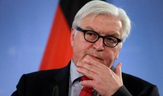 Штайнмайер использует Донбасс против Меркель