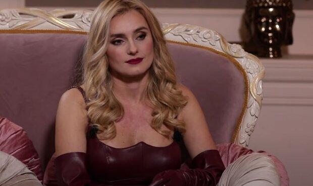 Ірина Федишин, кадр з інтерв'ю: YouTube Люкс ФМ