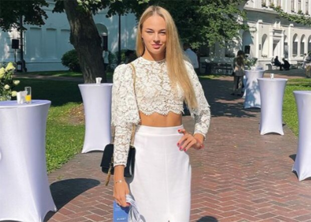 Дарья Билодид, фото из instagram