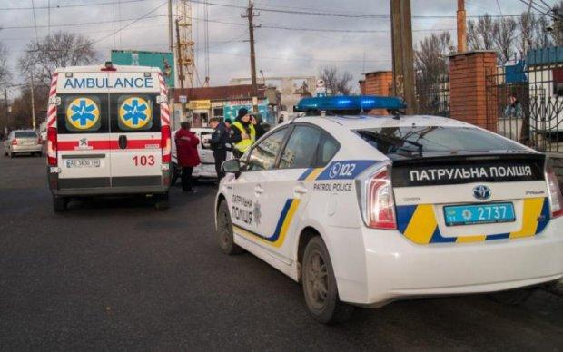 Ріки крові і багато постраждалих: маршрутка розгубила пасажирів по дорозі