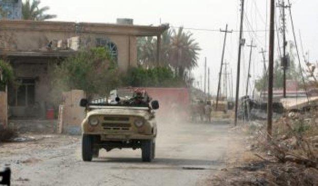 На Багдад случайно упала бомба российского истребителя