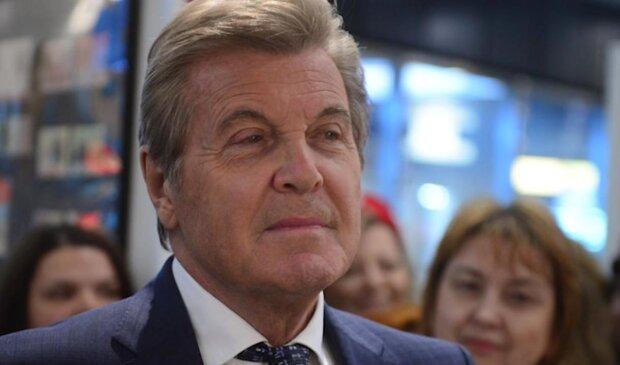 Лев Лещенко, скриншот с видео