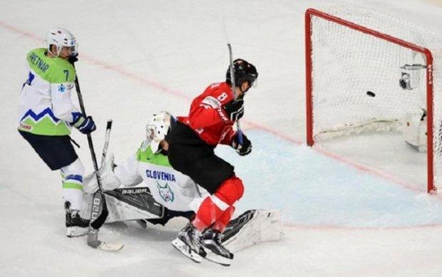 Швейцарія - Словенія 5:4 Відео найкращих моментів матчу ЧС-2017 з хокею