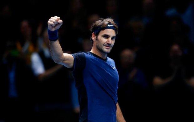 Федереру підкорилося чергове неймовірне досягнення у тенісі