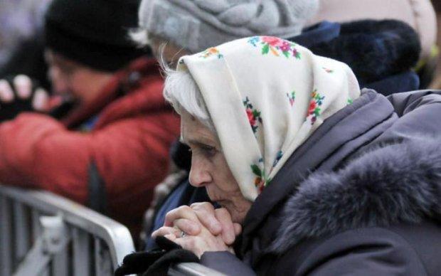Украинские пенсионеры живут хуже польских собак