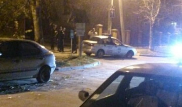 Ночью в дом мэра Львова Андрея Садового бросили взрывчатку