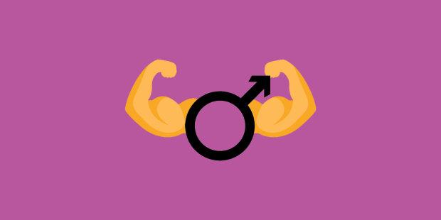 Больше мужественности: предложен гормональный метод лечения депрессии
