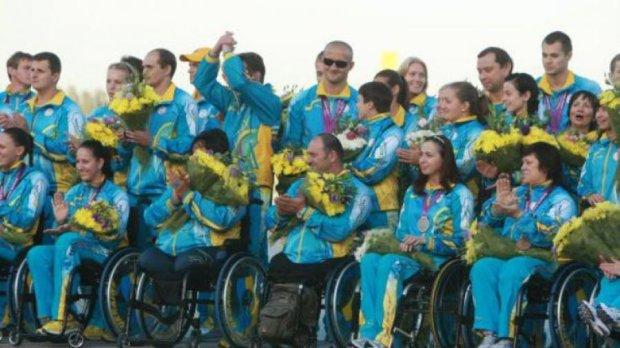 Українці перевершили власний медальний рекорд на Паралімпіадах