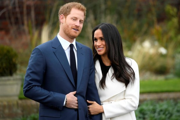 Поповзли чутки про розлучення Меган Маркл та принца Гаррі