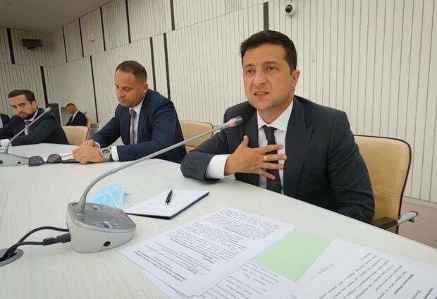 Володимир Зеленський, фото з вільних джерел