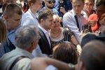 Горько и мокро: трюк Зеленского превратился в новую традицию, украинцы сломя голову несутся к фонтанам