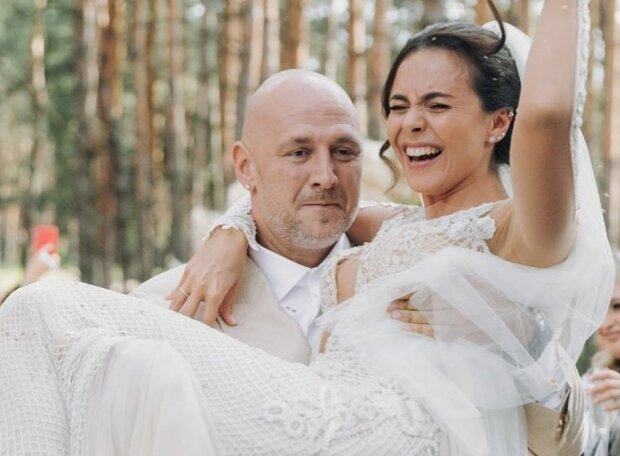 Весілля Потапа і Насті Каменських, фото з соцмереж