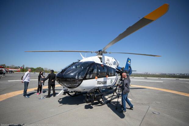 Вертолет полиции / фото: МВД