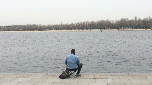 Одинокий мужчина, фото: Знай