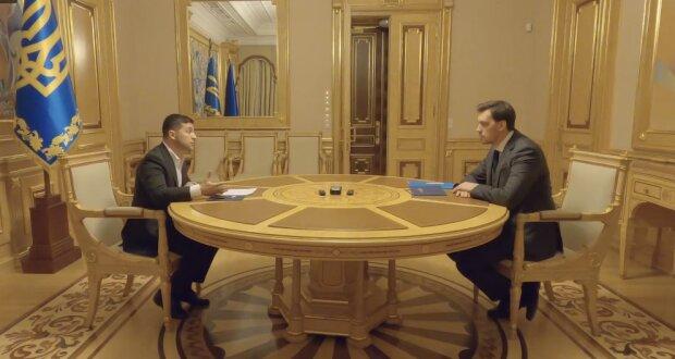 Зеленський розібрався з Гончаруком: президент прийняв рішення