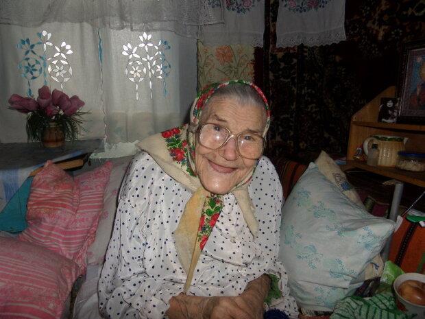 Пенсіонерка, фото - Трибуна бровари
