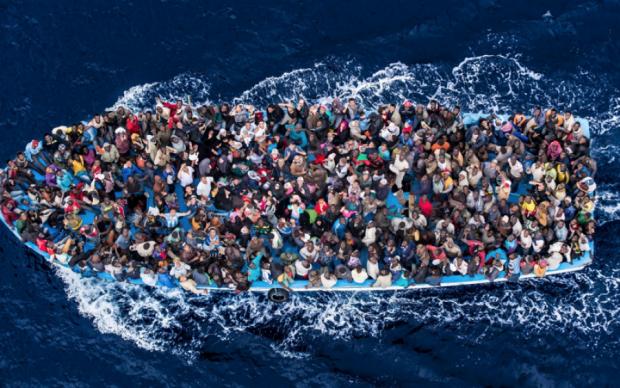 США врятують Європу від мігрантів