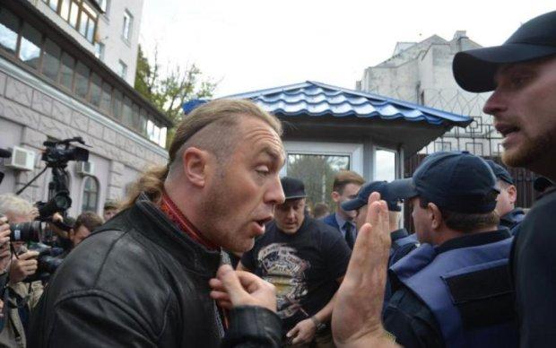 Депутат головного мозку: в прямому ефірі спалахнув скандал у стилі Третього рейху