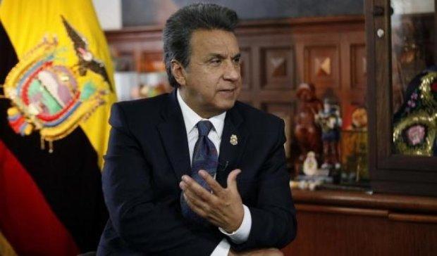 На выборах в Эквадоре лидирует Ленин