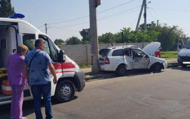 Range Rover проректора самого мажорного вуза в Украине выбил страйк, вместо кегель - человек