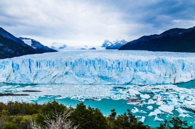 """Людство на межі глобальної катастрофи: танення льодовиків спровокує """"другий Чорнобиль"""""""