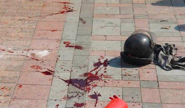 Еще один раненый нацгвардеец находится на грани жизни и смерти