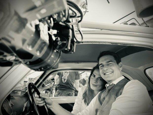 Том Круз і Хейлі Етвелл, Фото Instagram wellhayley