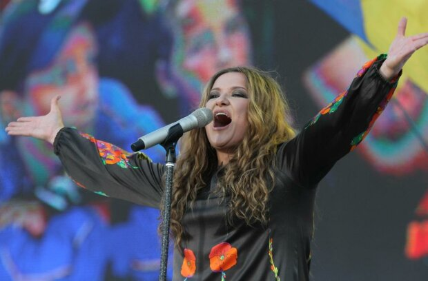 Співачка Наталя Могилевська