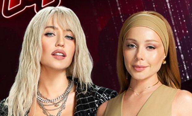 Тина Кароль и Надя Дорофеева, instagram.com/goloskrainy_official/