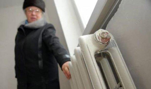Жителі Солом'янського району Києва залишилися без тепла і гарячої води