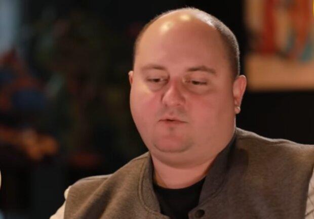 Юрий Ткач, скриншот с видео