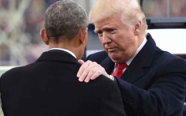 Трамп не долетел до Британии, а виноват - Обама