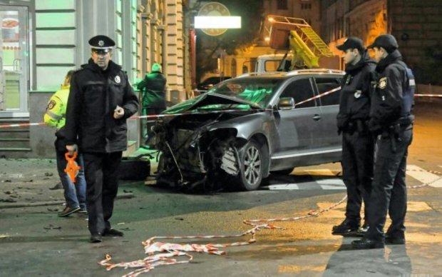 Харківська ДТП: до слідства виникли серйозні запитання