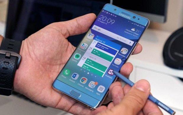 В сеть слили характеристики наследника взрывного Samsung