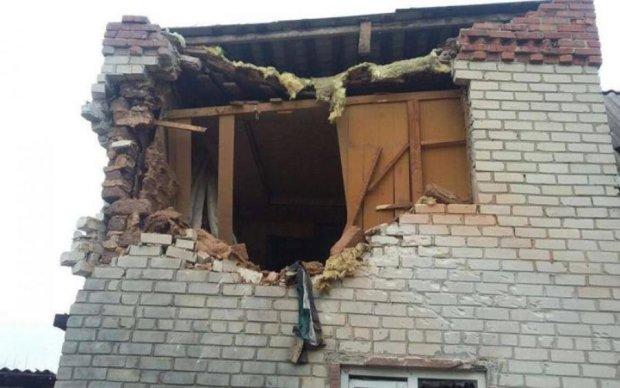 Боевики обстреляли школу на Донетчине