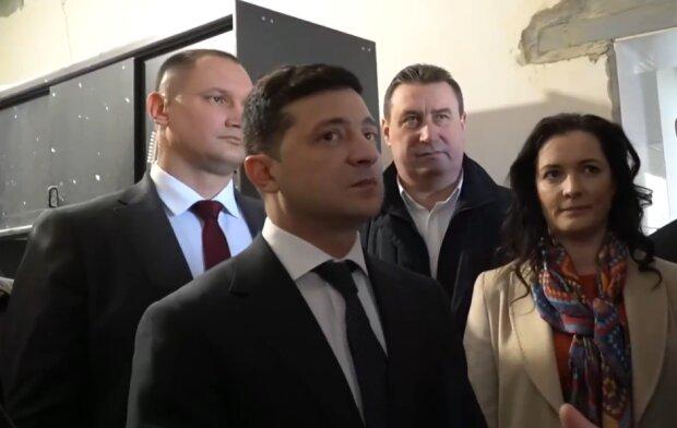 Владимир Зеленский, скриншот: Офис президента